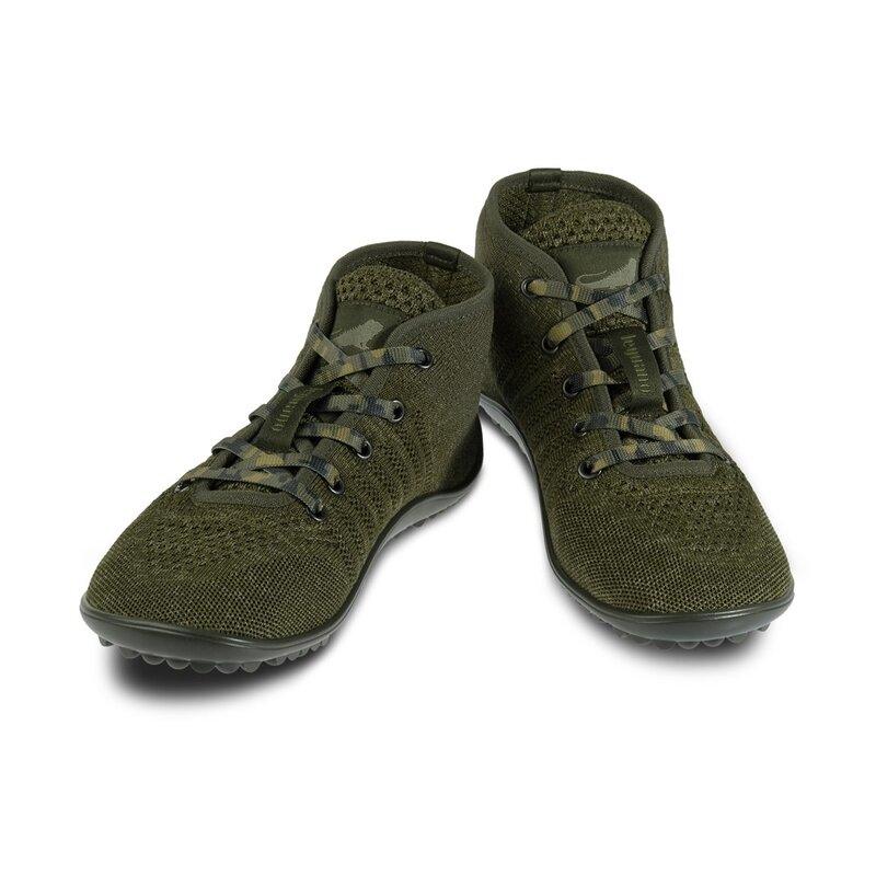 mixed olive Freizeit Lifestyle Schuhe 500103 leguano go